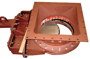 Knife Gate Valve
