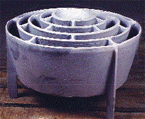 PI-2000 Extra Heavy Duty Burner Impeller