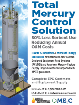 Total Mercury Control Solution
