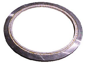 Seat with Vacuum Bonded Wear Surface