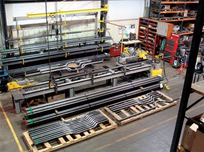 Tube Fabrication Services