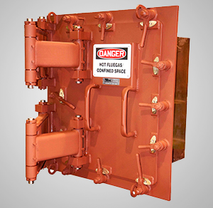 Combined Cycle HSRG Access Doors