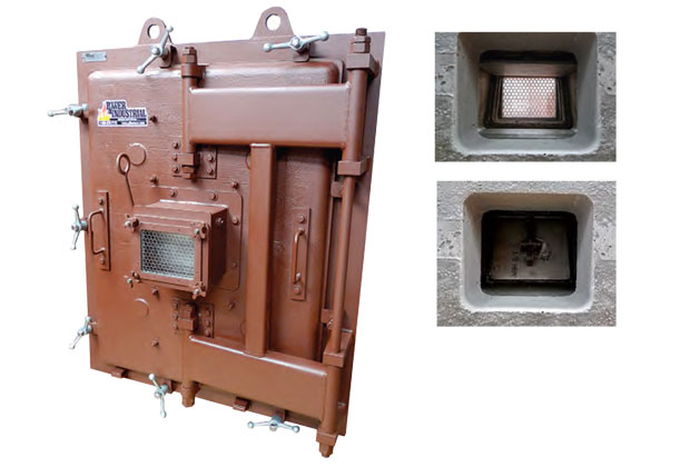 boiler-access-door-with-high-temp-inspection-port